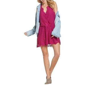 Free People Heart in Two Bright Orchard Dress